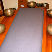 Tibetan Bowl Table