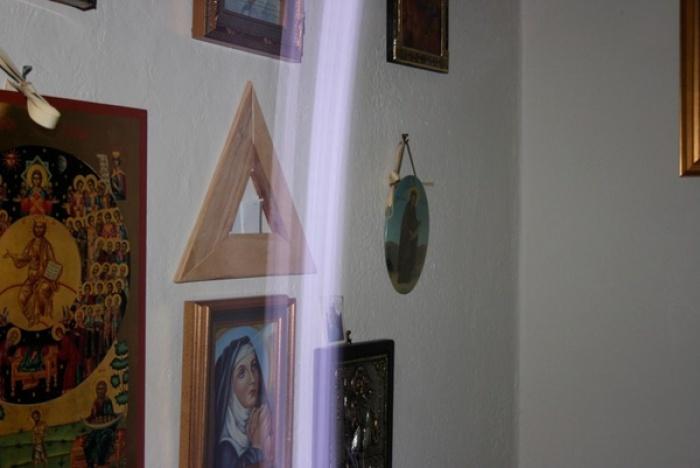 shaft-moves-upward-on-altar-wall