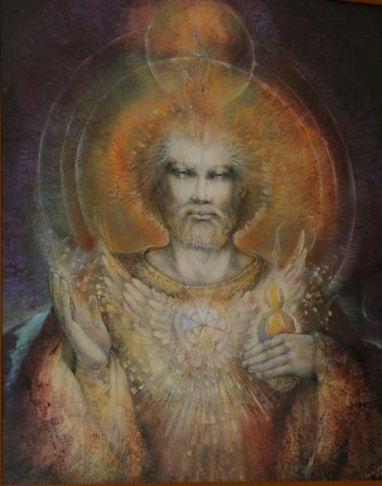 Spiritual Energy Healing , John of God , & Soul Retrieval by Healing Channels st germain by susan seddon boulet - Channeled Energy Healing