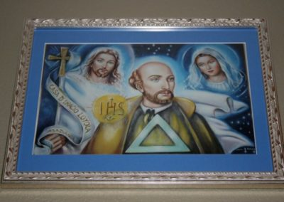 Spiritual Energy Healing , John of God , & Soul Retrieval by Healing Channels st ignatius of loyola 1 400x284 - Healing Room