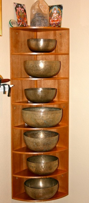 Spiritual Energy Healing by Healing Channels tibetan singing bowls 1 - Healing Room